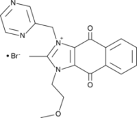 CAY11490-10 mg: YM-155