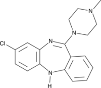 CAY12059-50 mg: Clozapine