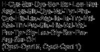 Big Endothelin-1 (1-38), human